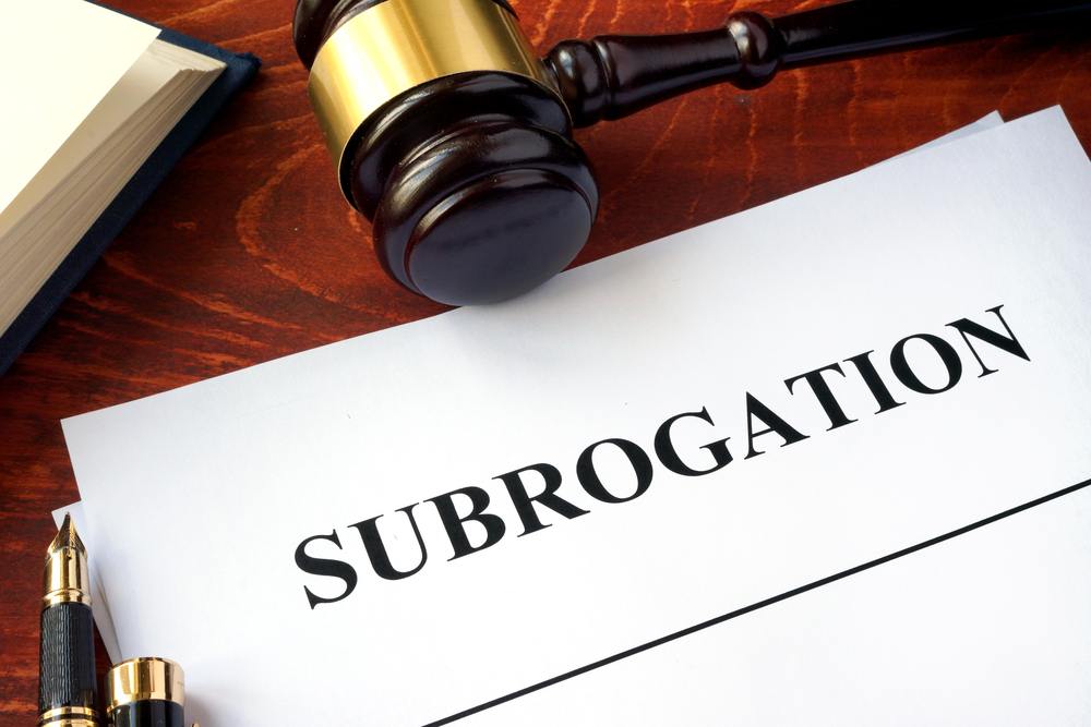 What Is the Difference Between Third-Party Credit and Subrogation in the California Workers' Compensation System?
